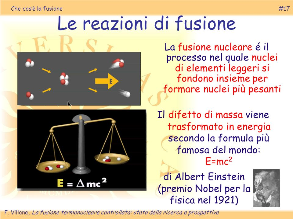 di Albert Einstein (premio Nobel per la fisica nel 1921)