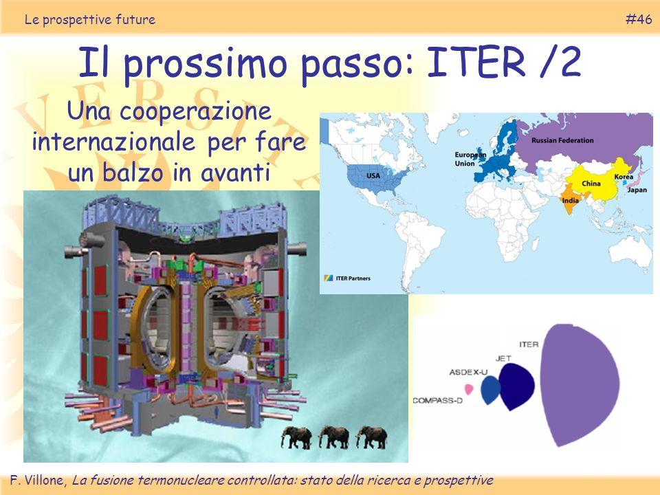 Il prossimo passo: ITER /2
