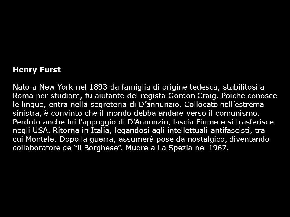 Henry Furst