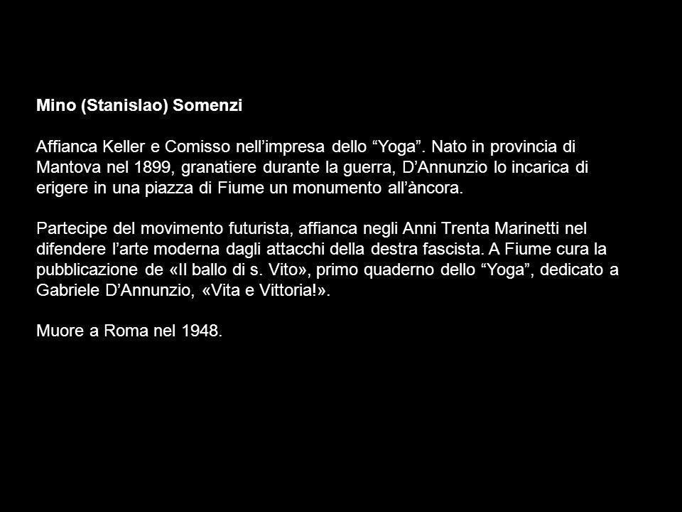 Mino (Stanislao) Somenzi