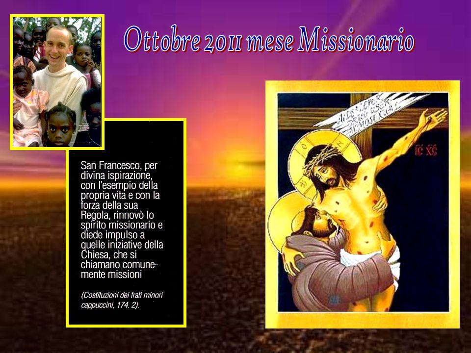 Ottobre 2011 mese Missionario