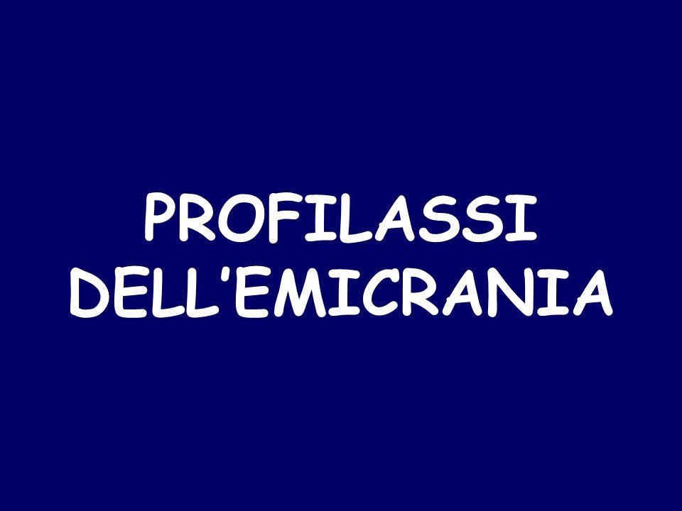 PROFILASSI DELL'EMICRANIA