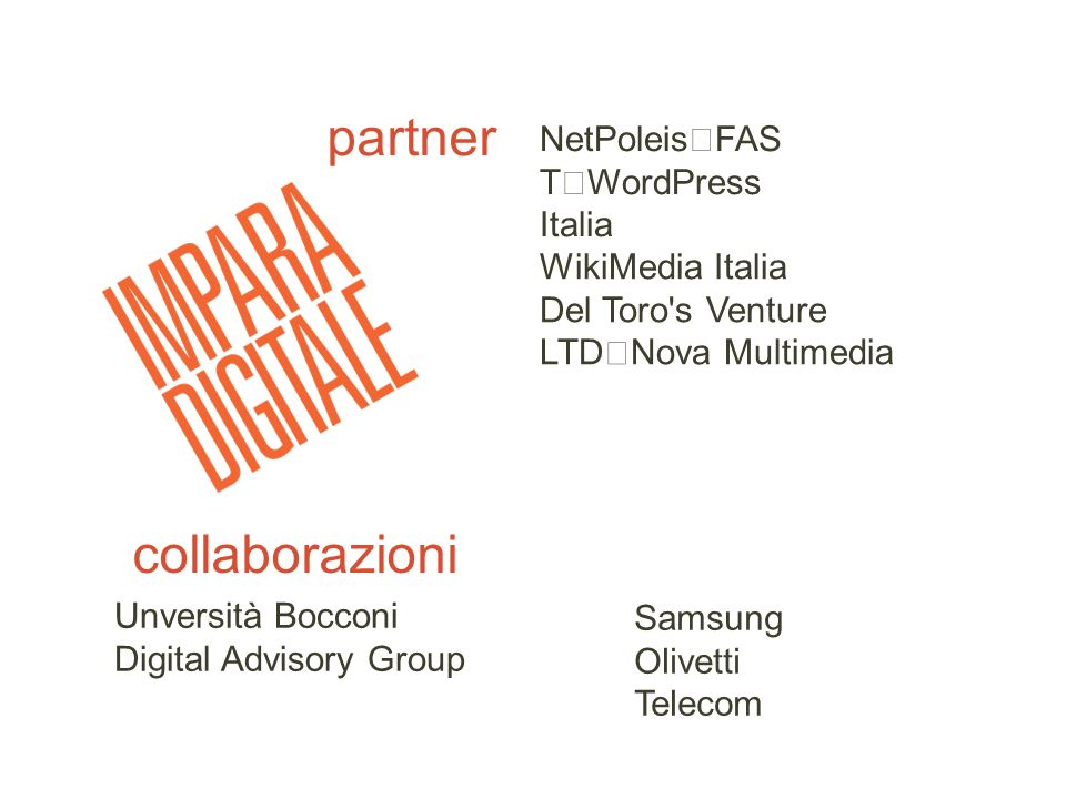 partner collaborazioni NetPoleis FAST WordPress Italia