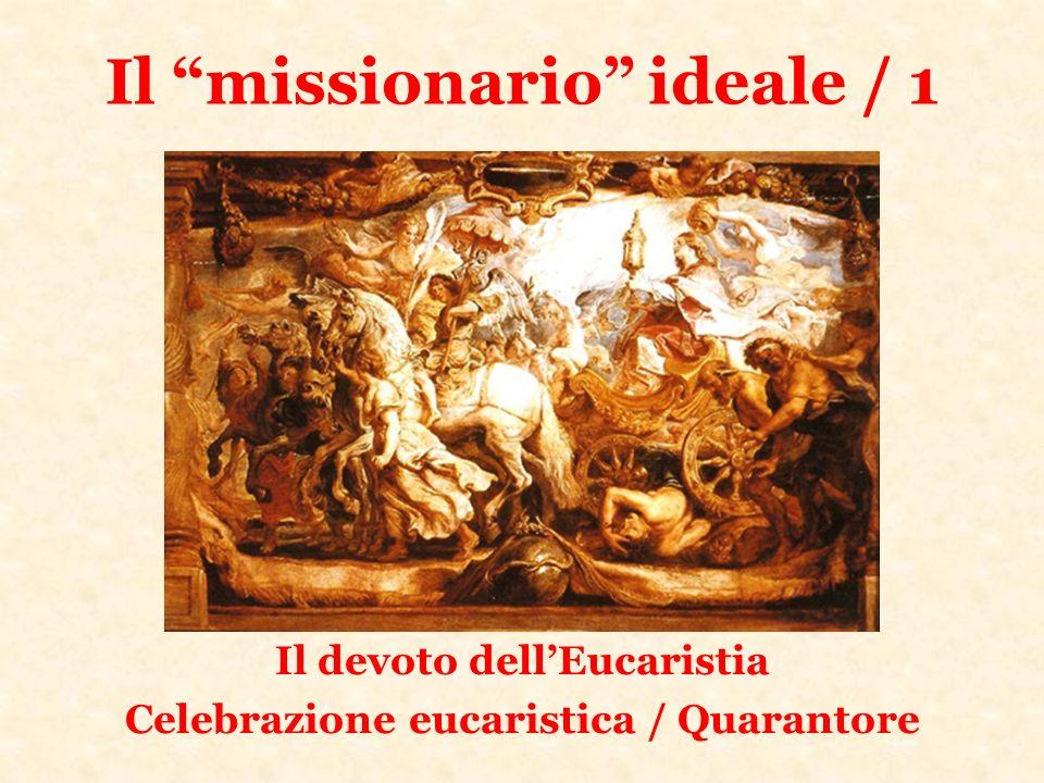 Il missionario ideale / 1