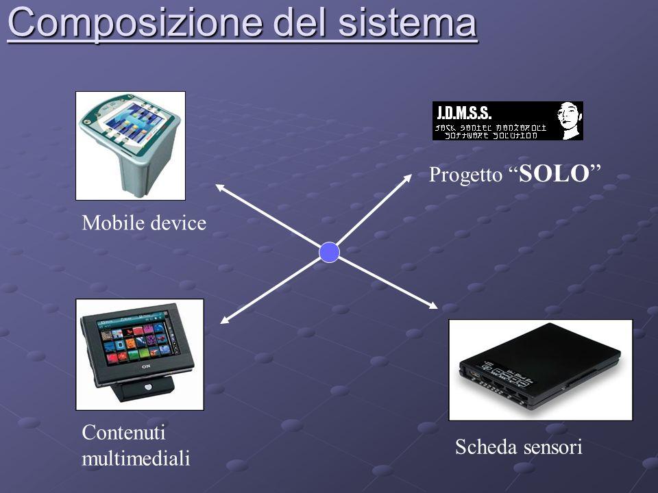 Composizione del sistema