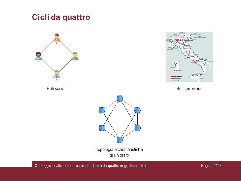 Topologia e caratteristiche