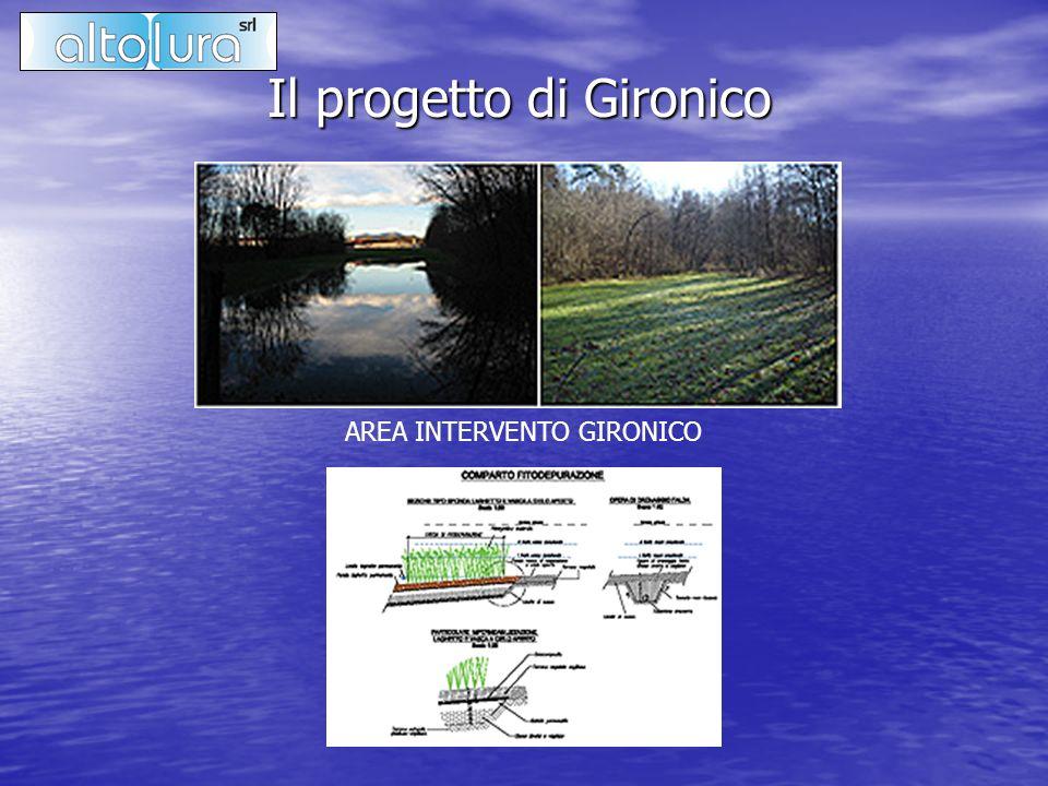 Il progetto di Gironico