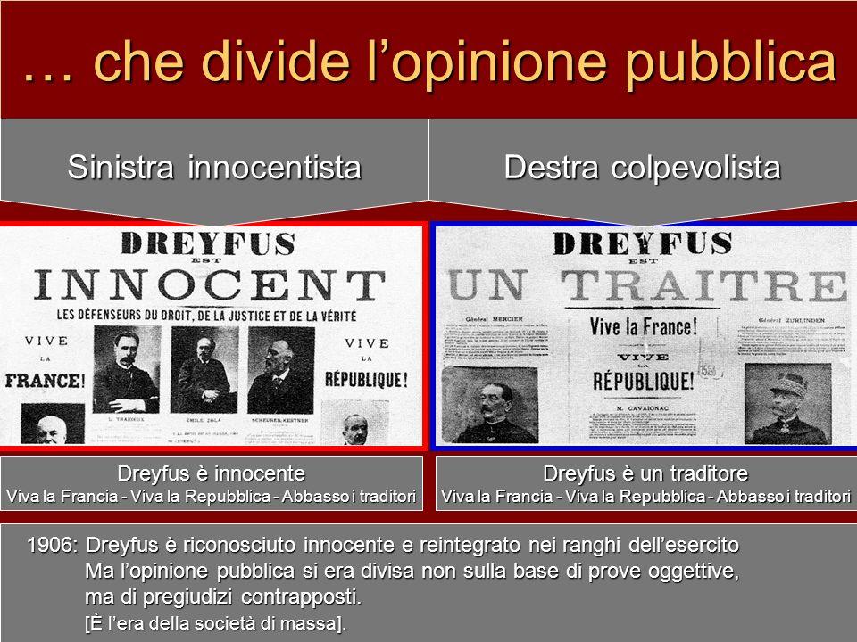 … che divide l'opinione pubblica