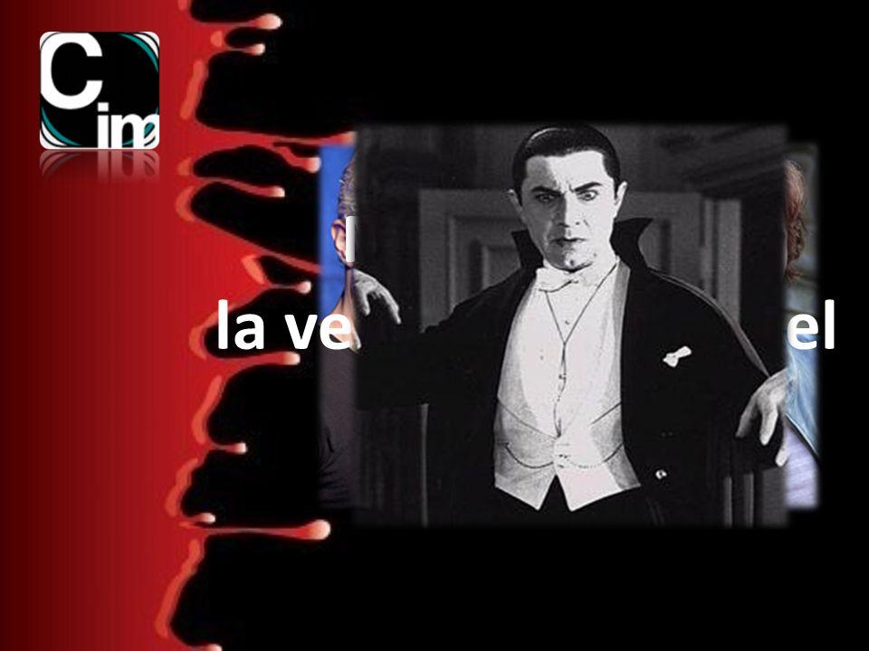 la vera immagine del VAMPIRO