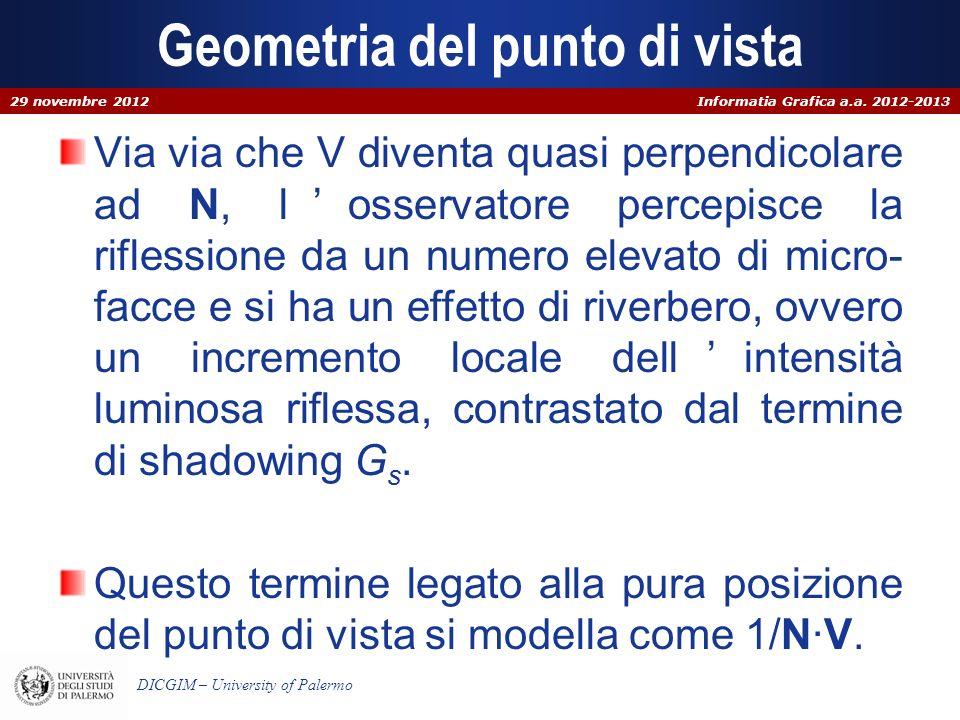 Geometria del punto di vista