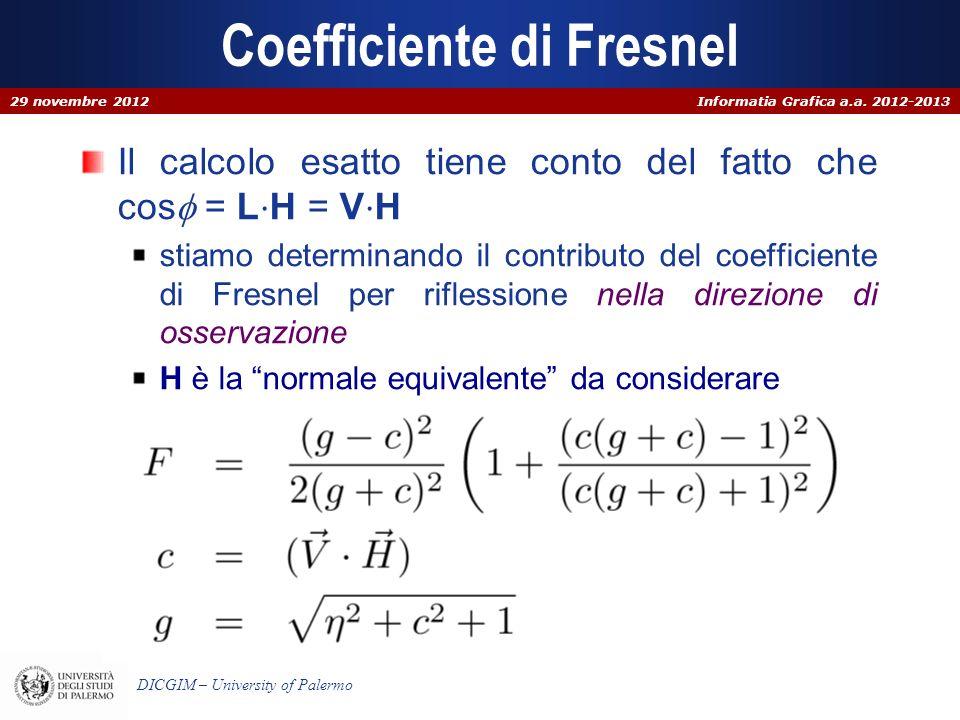 Coefficiente di Fresnel