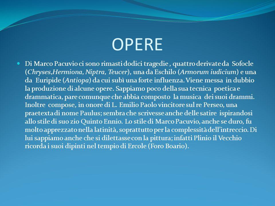 OPERE