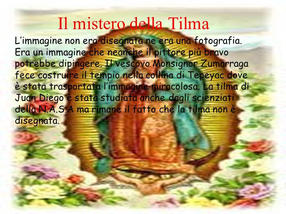 Il mistero della Tilma