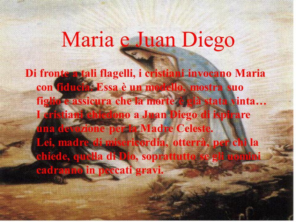 Maria e Juan Diego
