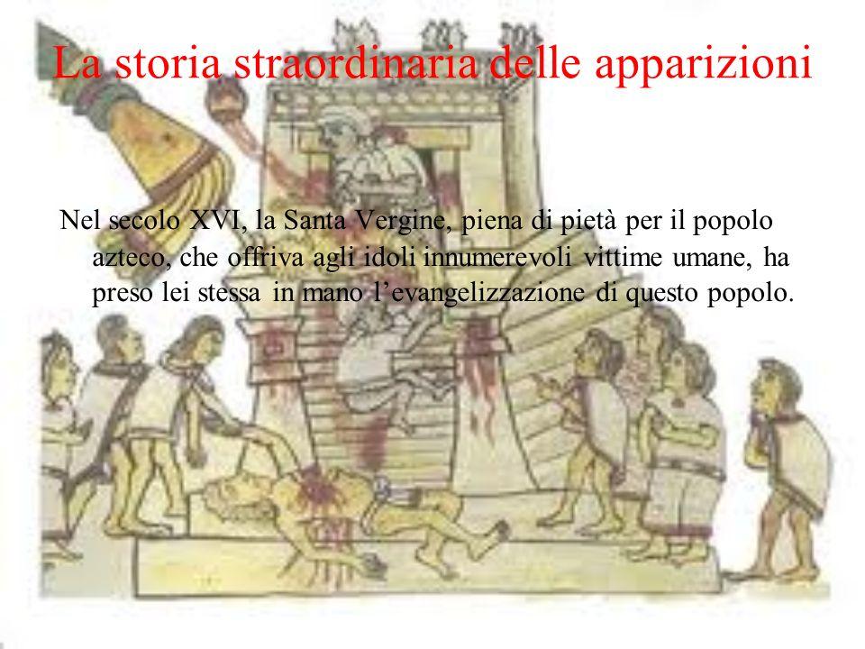 La storia straordinaria delle apparizioni