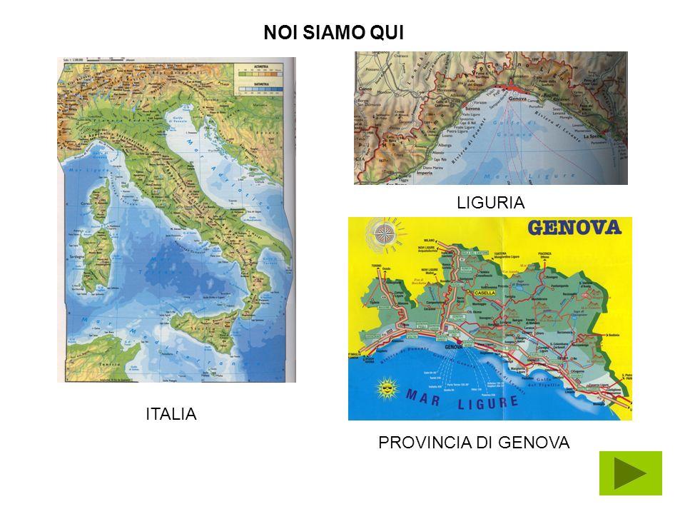 NOI SIAMO QUI LIGURIA ITALIA PROVINCIA DI GENOVA