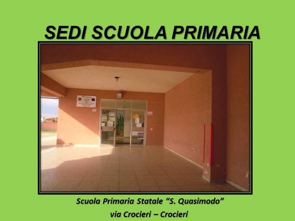 Scuola Primaria Statale S. Quasimodo via Crocieri – Crocieri