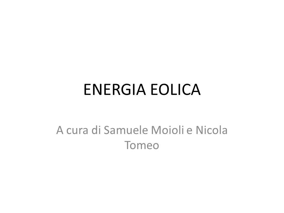A cura di Samuele Moioli e Nicola Tomeo