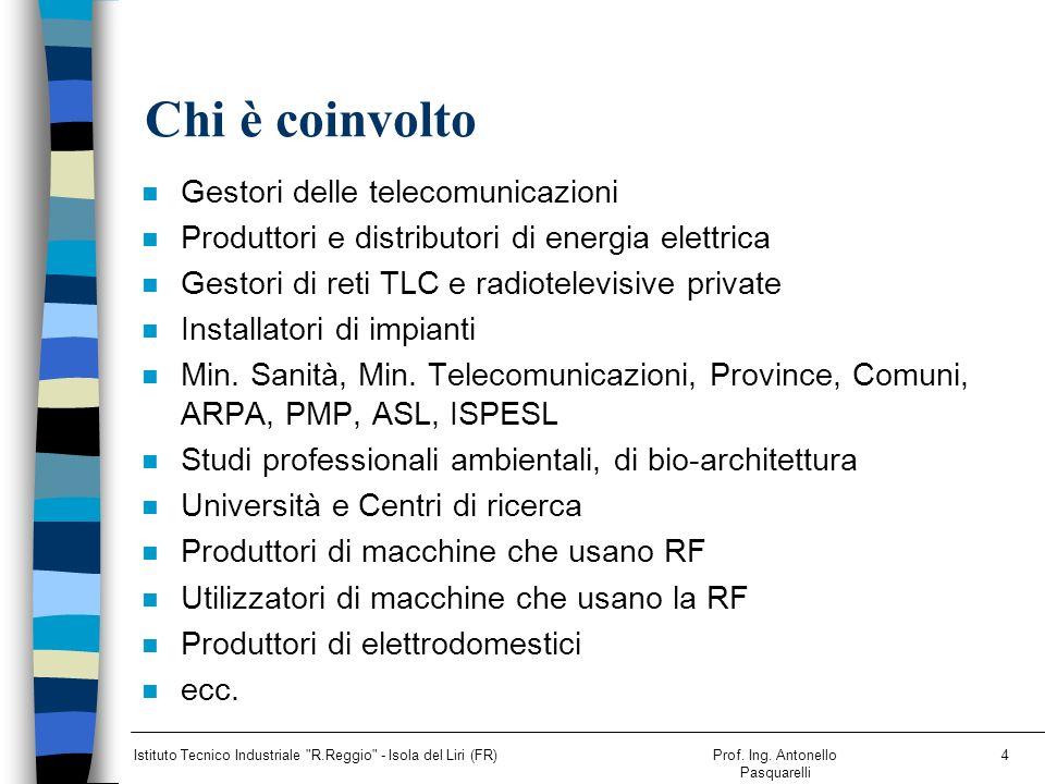 Prof. Ing. Antonello Pasquarelli