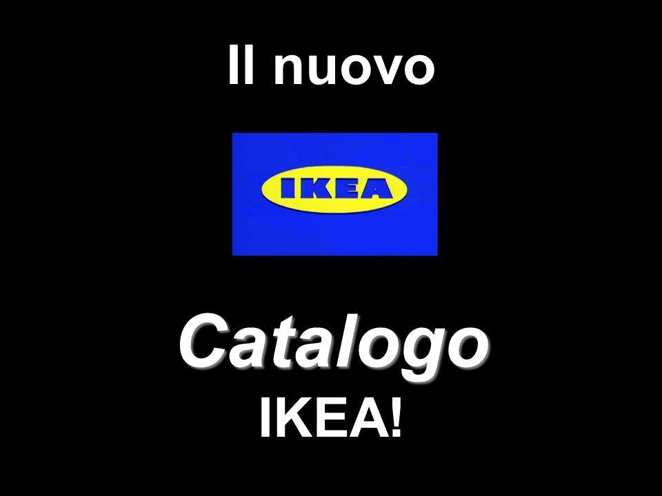 Il nuovo Catalogo IKEA!