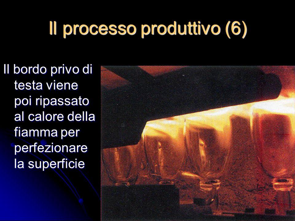 Il processo produttivo (6)