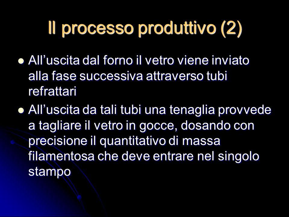Il processo produttivo (2)