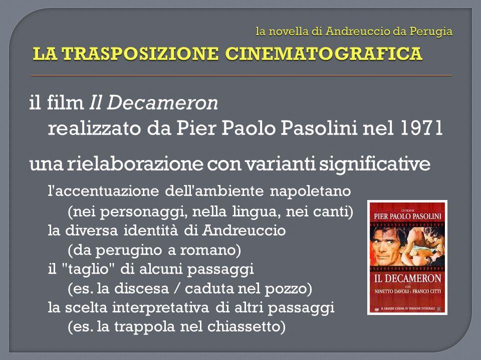 la novella di Andreuccio da Perugia