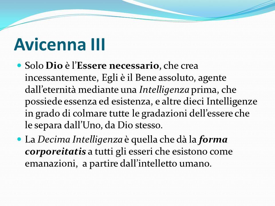 Avicenna III