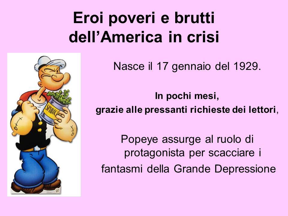 Eroi poveri e brutti dell'America in crisi