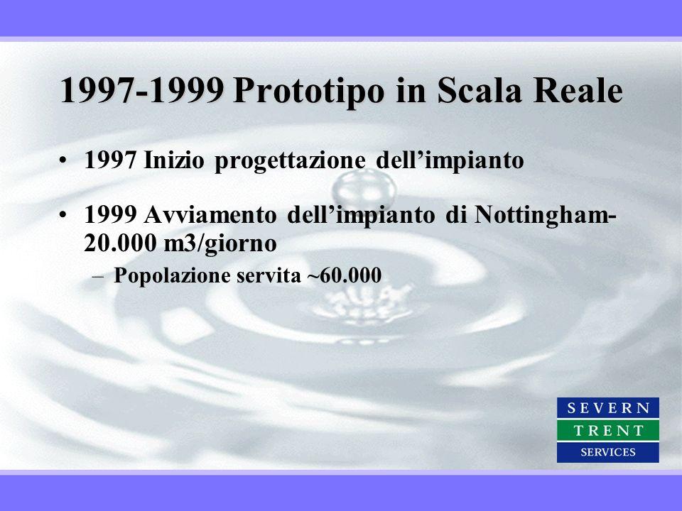 1997-1999 Prototipo in Scala Reale