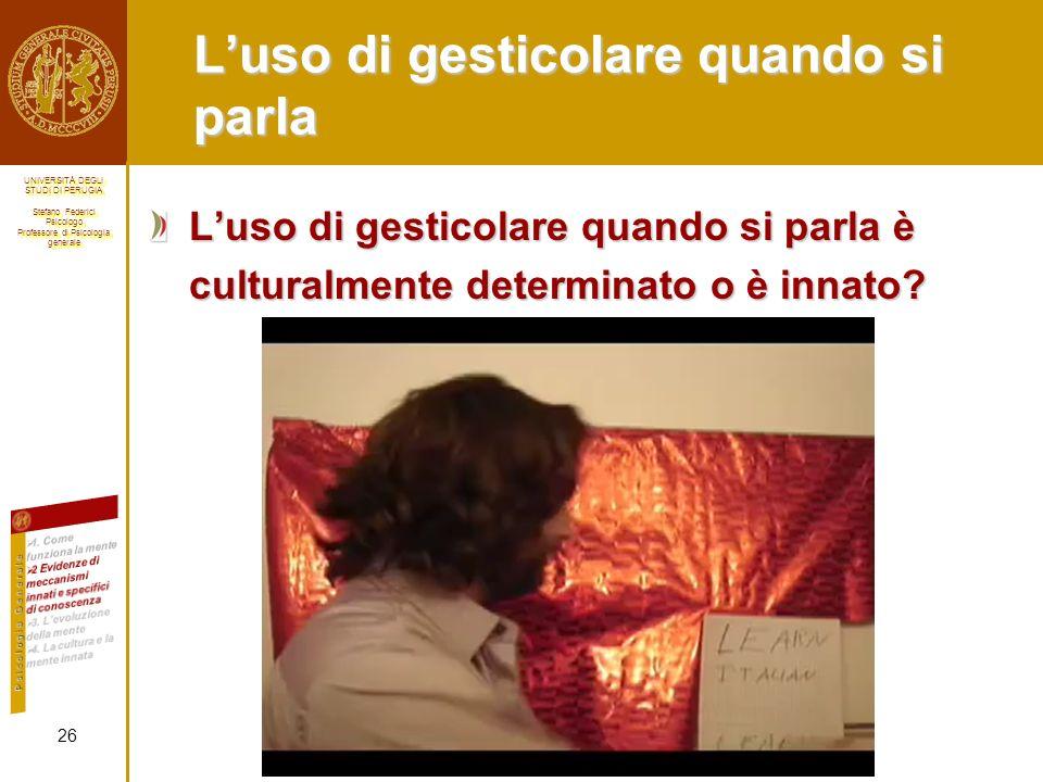 2 introduzione alla psicologia evoluzionistica ppt for Quando si pianta l aglio