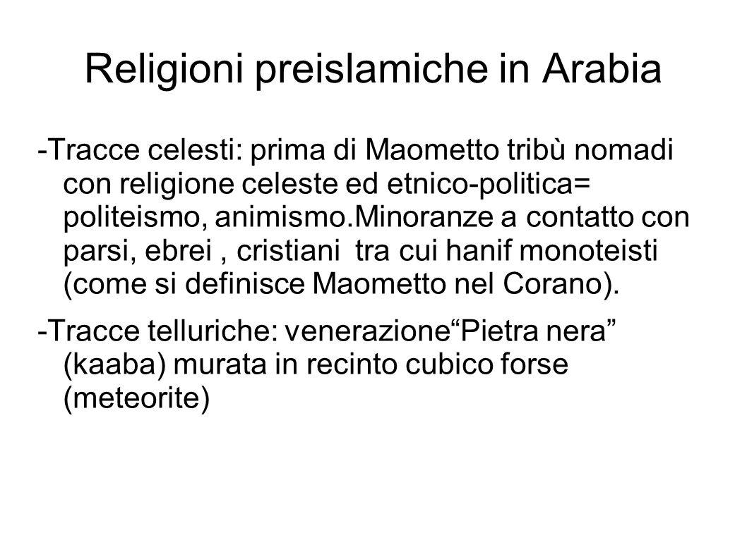 Religioni preislamiche in Arabia