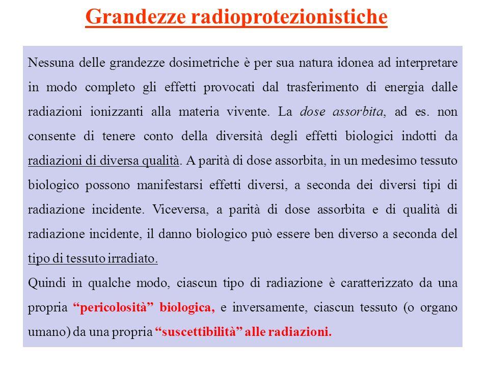 Ircp ircu la radioprotezione ha lo scopo di assicurare la protezione degli individui e della - Diversi tipi di energia ...