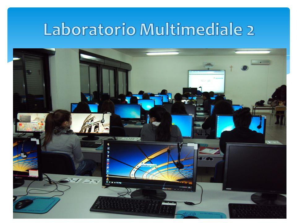 Laboratorio Multimediale 2