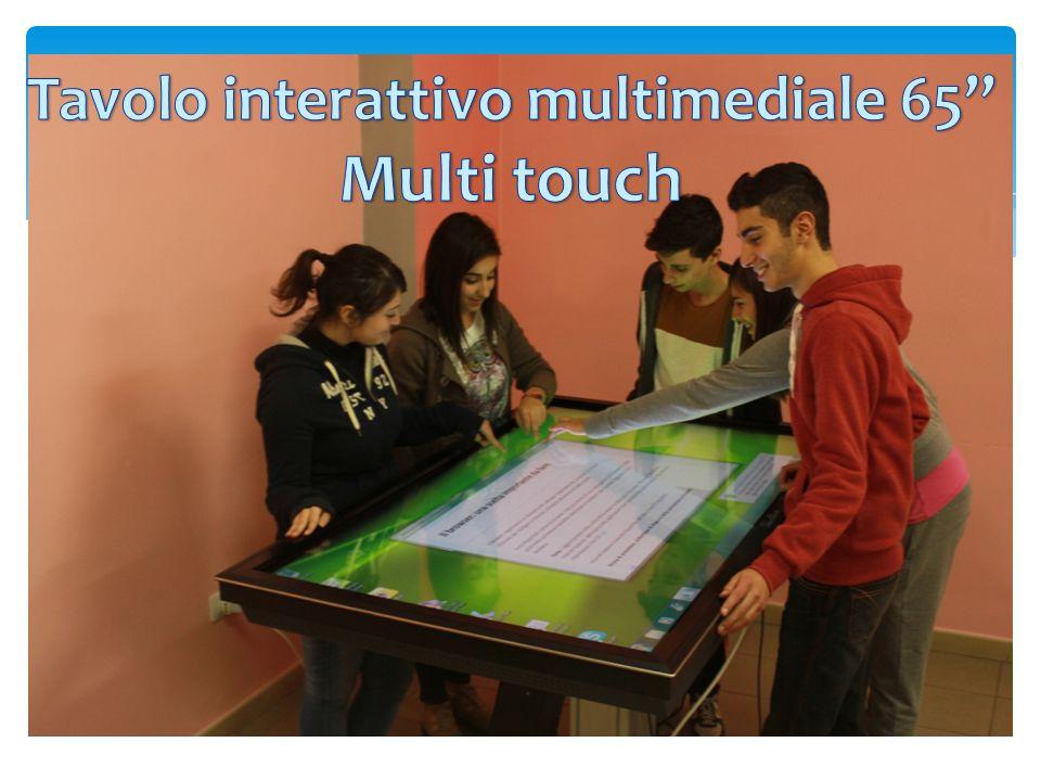 Progetto orientamento per gli alunni della scuola media - Tavolo multimediale ...