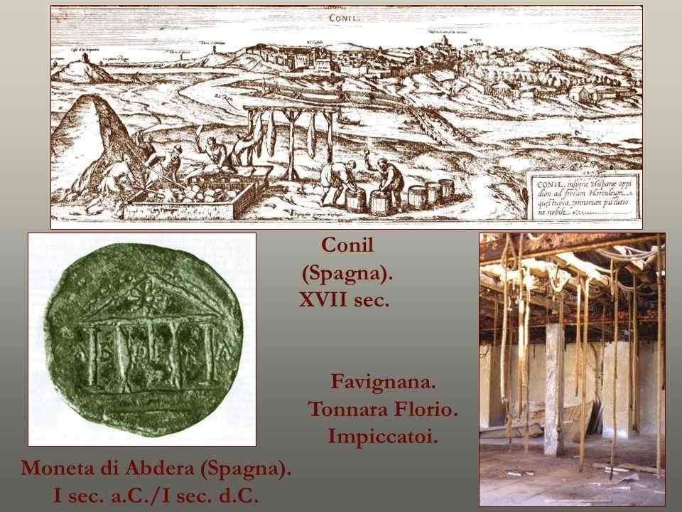 Moneta di Abdera (Spagna).