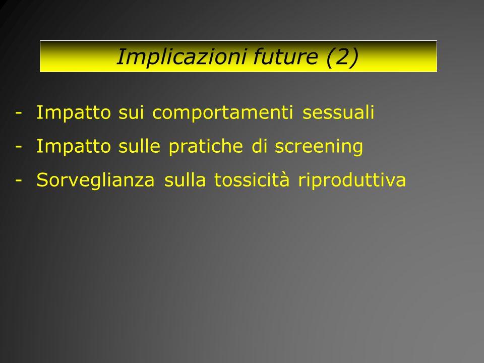 Implicazioni future (2)