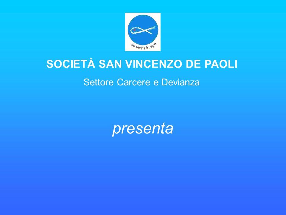 SOCIETÀ SAN VINCENZO DE PAOLI