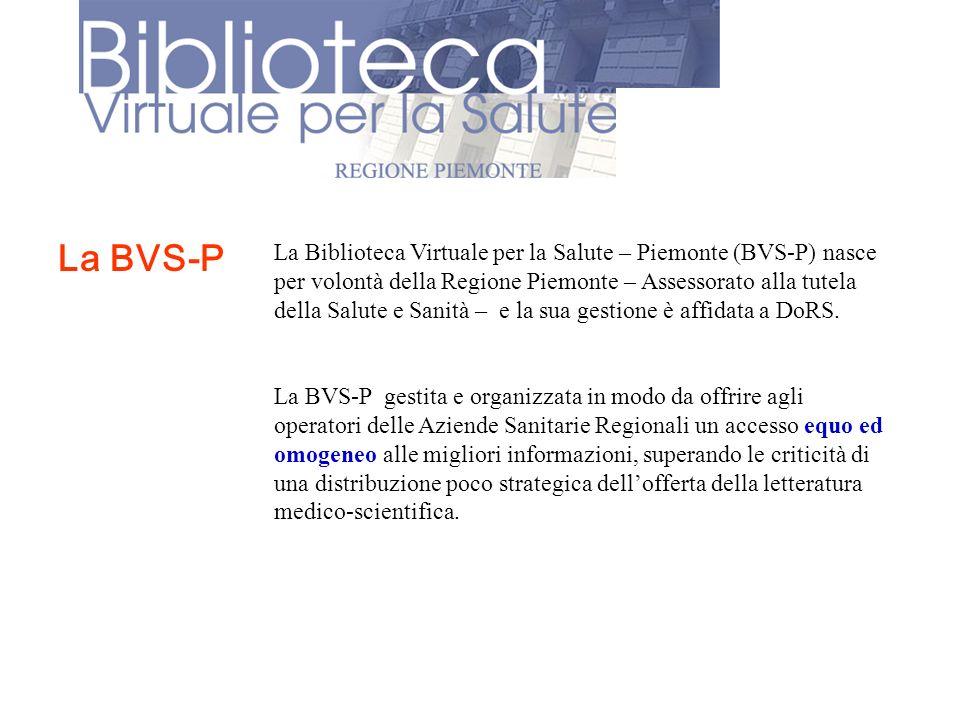 La BVS-P