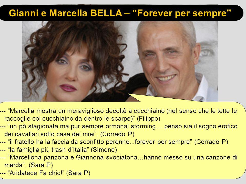 Gianni e Marcella BELLA – Forever per sempre
