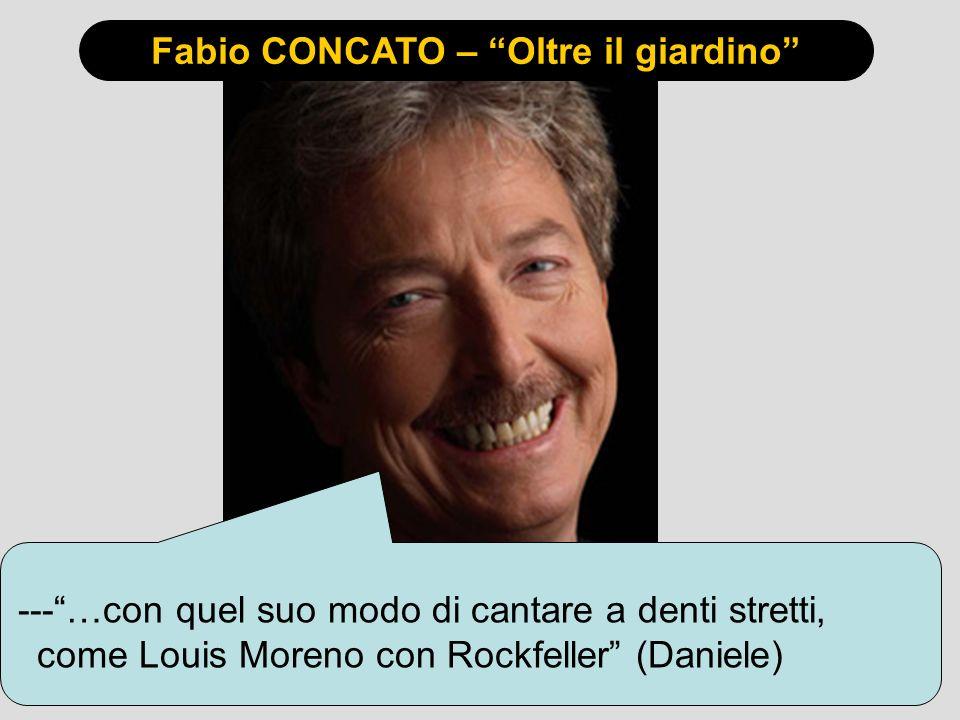 Fabio CONCATO – Oltre il giardino