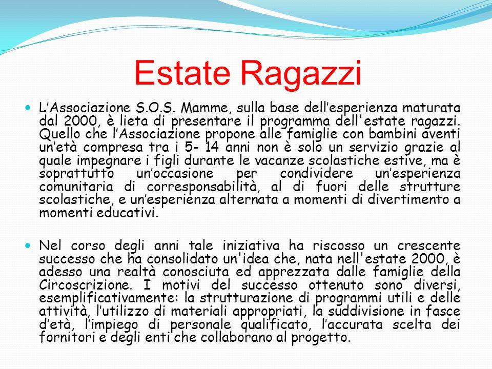 Estate Ragazzi