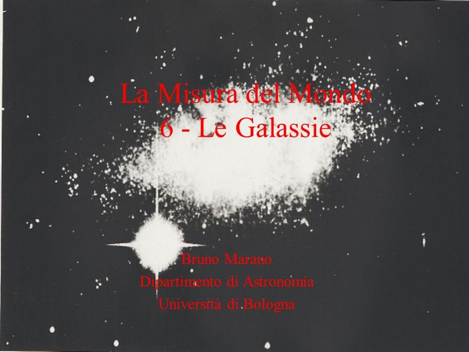 La Misura del Mondo 6 - Le Galassie