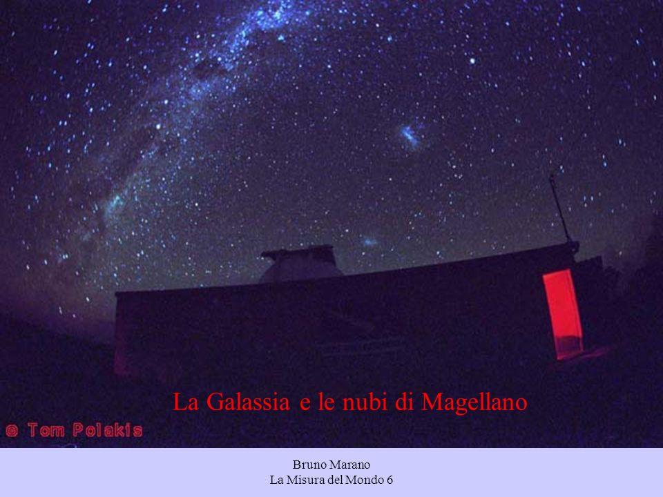 La Galassia e le nubi di Magellano