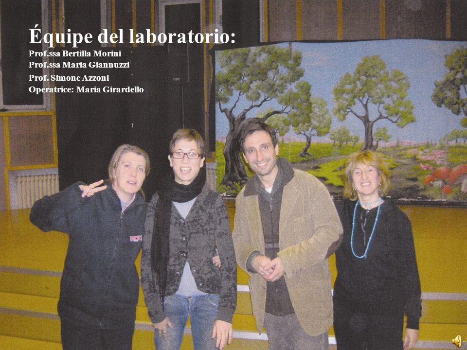 Équipe del laboratorio: