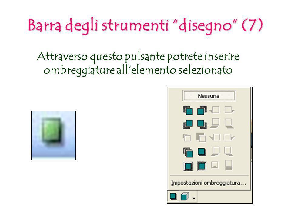 Barra degli strumenti disegno (7)