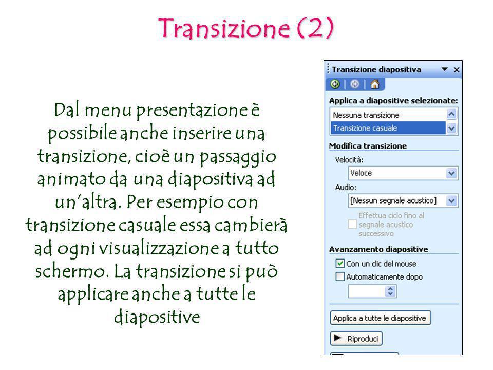 Transizione (2)
