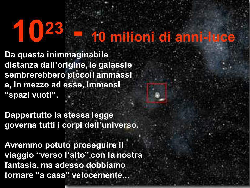 1023 - 10 milioni di anni-luce