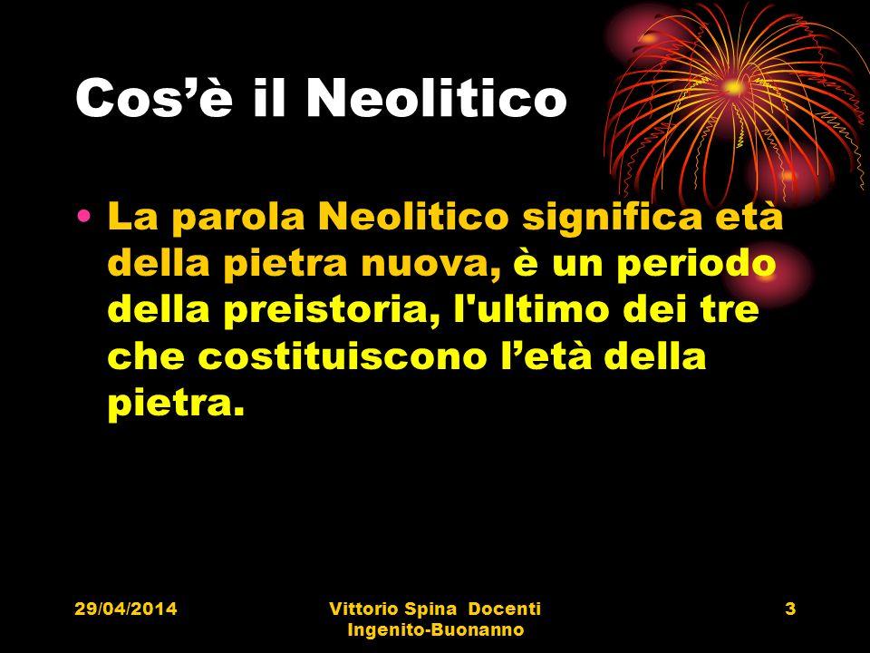 Vittorio Spina Docenti Ingenito-Buonanno