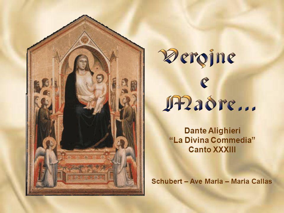 Dante Alighieri La Divina Commedia Canto XXXIII
